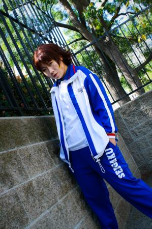 Eiji Kikumaru from Prince of Tennis worn by Die