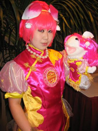 Aya from Psycho le Cemu worn by Die