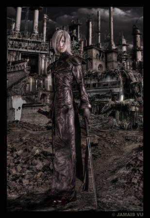 Kadaj from Final Fantasy VII: Advent Children worn by Die