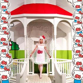 Hello Kitty from Sanrio