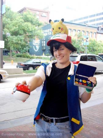 Ash Ketchum / Satoshi from Pokemon