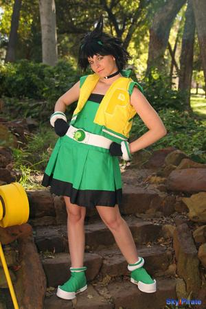 Buttercup from Powerpuff Girls Z