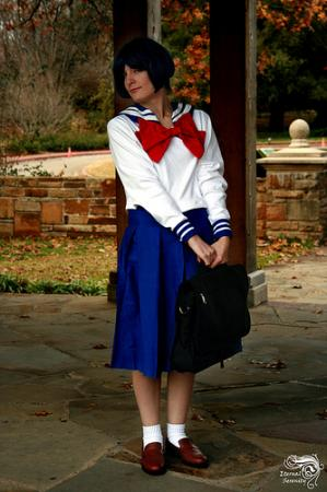 Ami Mizuno from Sailor Moon R