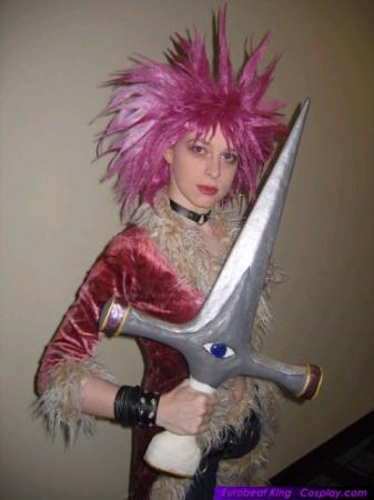 Rogue from Ragnarok Online worn by Kia