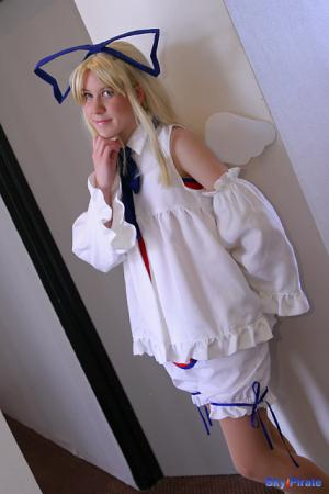 Flonne from Disgaea