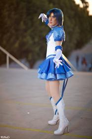 Eternal Sailor Mercury from Sailor Moon Sailor Stars by NyuNyu