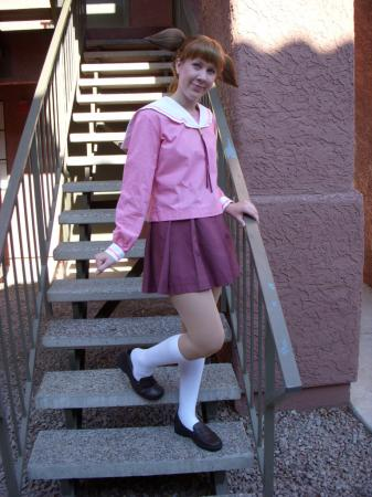 Chiyo Mihama from Azumanga Daioh worn by NyuNyu