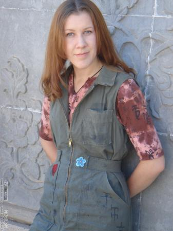 Kaylee Frye from Firefly worn by NyuNyu