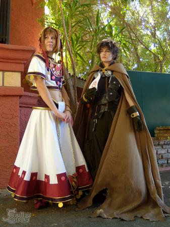 Sakura from Tsubasa: Reservoir Chronicle worn by NyuNyu