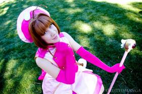 Sakura Kinomoto from Card Captor Sakura by NyuNyu
