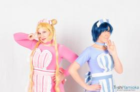 Ami Mizuno from Sailor Moon worn by NyuNyu