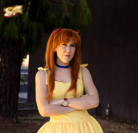 Asuka Langley Sohryu from Neon Genesis Evangelion by NyuNyu
