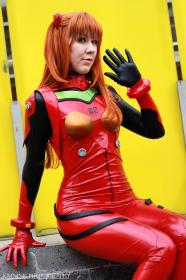 Asuka Langley Sohryu from Neon Genesis Evangelion worn by NyuNyu
