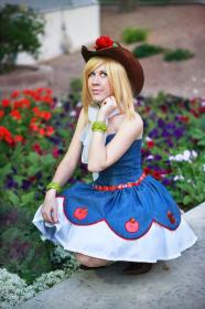 Applejack from My Little Pony Equestria Girls worn by NyuNyu