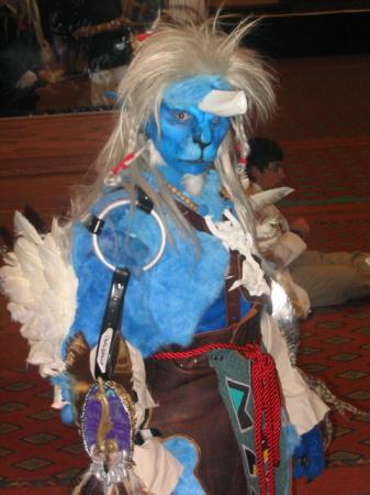 Kimahri Ronso from Final Fantasy X