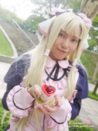 Chi / Chii / Elda from Chobits worn by Yuanie