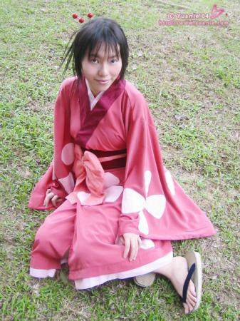 Fuu from Samurai Champloo worn by Yuanie