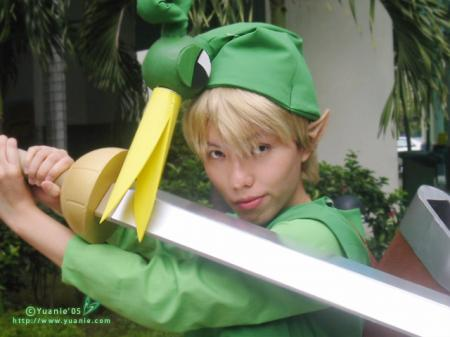 Link from Legend of Zelda: The Minish Cap
