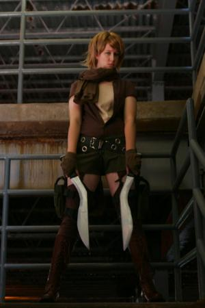 Alice from Resident Evil: Extinction worn by Ryoko-Dono