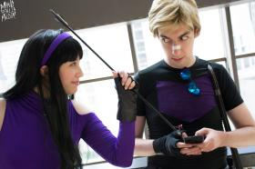 Hawkeye / Kate Bishop from Marvel Comics by Ryoko-Dono