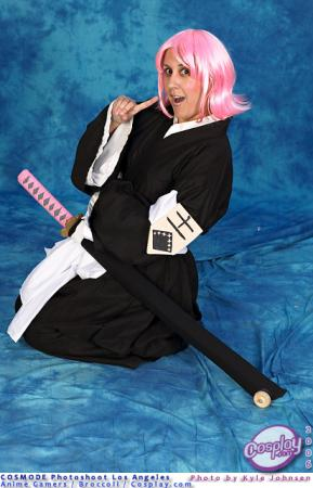 Yachiru Kusajishi