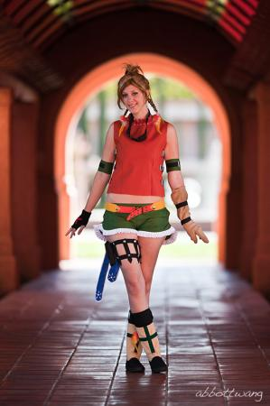 Rikku from Final Fantasy X worn by Illuzions