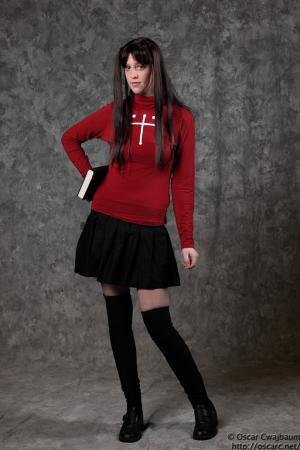 Rin Tohsaka from Fate/Stay Night worn by Illuzions