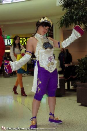 Xianghua Chai from Soul Calibur 2