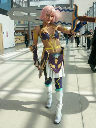 Black Rose from .hack//DUSK (Legend of Twilight)