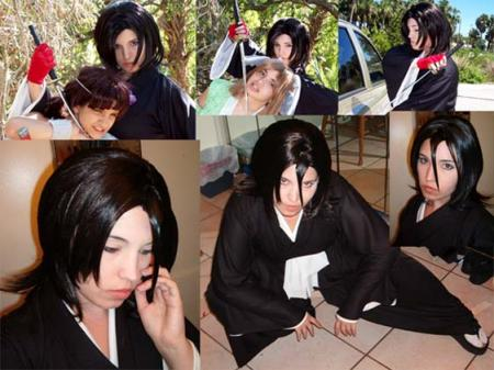 Rukia Kuchiki from Bleach worn by Ladysaiyuki