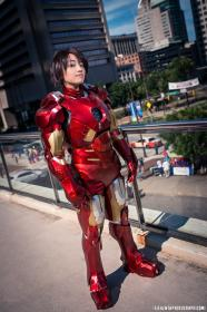 Iron Man from Avengers, The worn by Kimmy