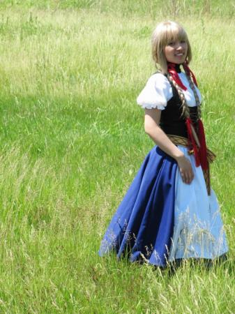 Liechtenstein from Axis Powers Hetalia worn by Kimmy