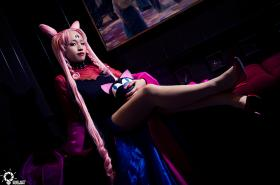 Black Lady from Sailor Moon R by Kimmy