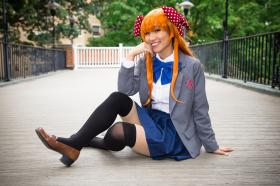 Chiyo Sakura from Monthly Girls' Nozaki-kun worn by Kimmy
