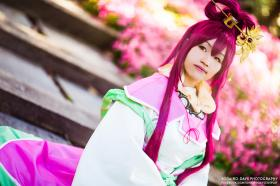 Kougyoku Ren from Magi Labyrinth of Magic by Kimmy