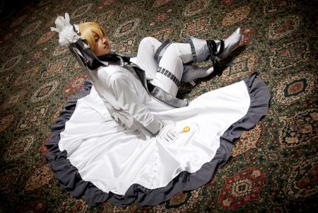 Oz Vessalius from Pandora Hearts