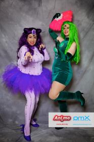 Emerald / Esmeraude from Sailor Moon R worn by Lynleigh XOXO Cosplay
