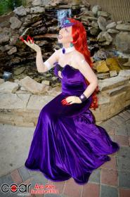 Queen Beryl from Sailor Moon worn by Lynleigh XOXO Cosplay