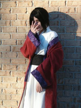 Akito Sohma from Fruits Basket worn by Melfina