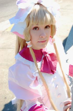 Chi / Chii / Elda from Chobits worn by Melfina