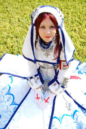 Esther Blanchett from Trinity Blood worn by Melfina