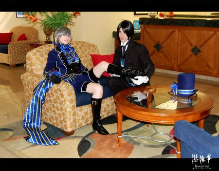 Ciel Phantomhive from Black Butler worn by Melfina