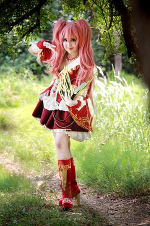 Elyos from Aion Online worn by PinkyLuXun