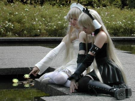 Chi / Chii / Elda from Chobits worn by Haku