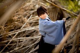 Soujiro Seta from Rurouni Kenshin