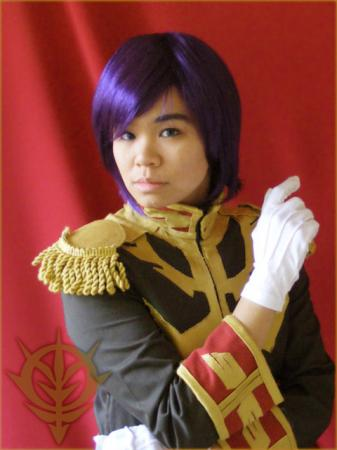 Garma Zabi from Mobile Suit Gundam worn by Jetspectacular