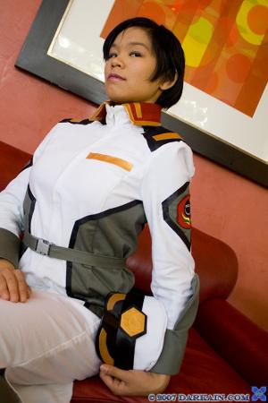 Natarle Badguriel from Mobile Suit Gundam Seed worn by Jetspectacular