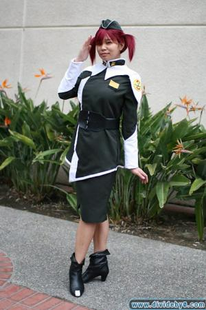 Meiryn Hawke from Mobile Suit Gundam Seed worn by Jetspectacular