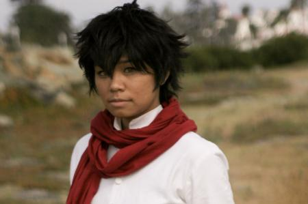 Setsuna F Seiei from Mobile Suit Gundam 00 worn by Jetspectacular
