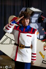 Hikaru from Macross worn by Jetspectacular